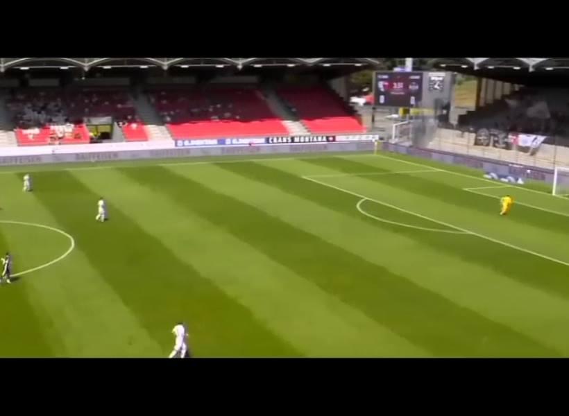 Spektakuler, Gol dari Jarak 70 Meter