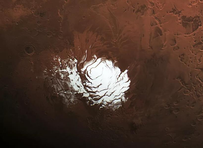 Danau Besar Berisi Air Ditemukan di Mars