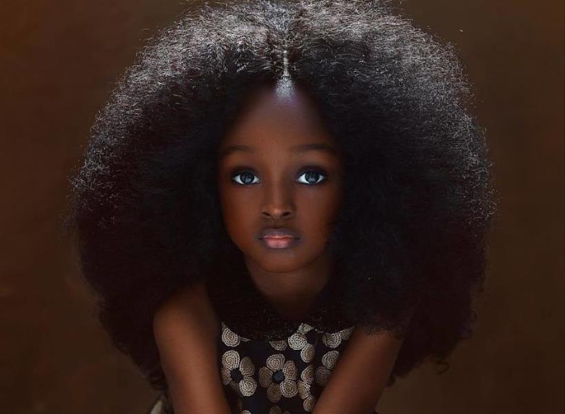 Netizen Menyebutnya Sebagai Anak Gadis Tercantik Sedunia