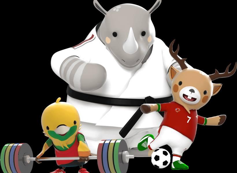 Atlet Asian Games Dapat Uang Saku Rp1 Juta per Hari