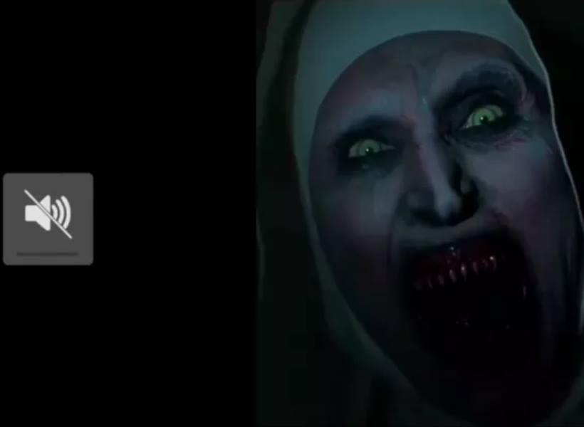 Iklan Film The Nun di Youtube Diprotes Karena Bikin Kaget
