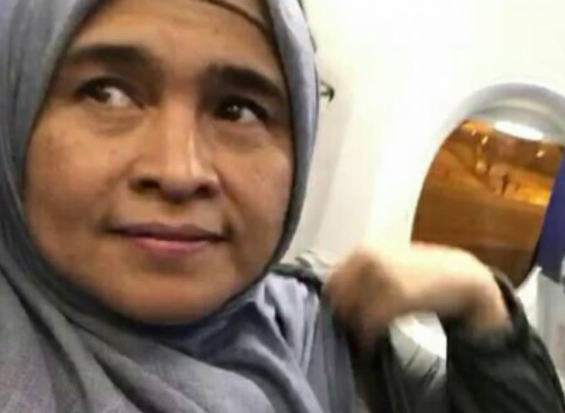 Aksi Neno Warisman di Pesawat Akan Ditindaklanjuti