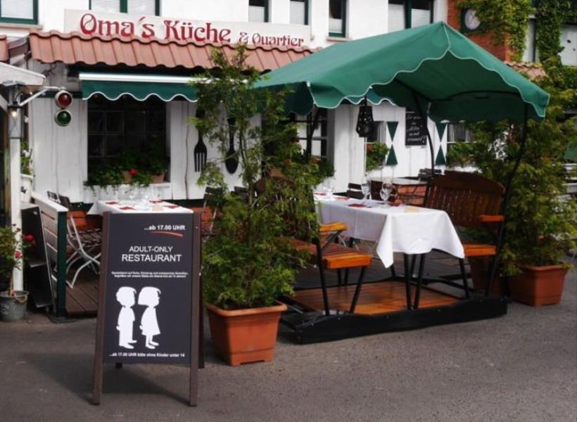 Anak Dibawah 14 Tahun Dilarang Makan di Restoran Ini