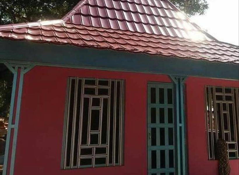 Jual Rumah Harga Rp13 Juta, Bikin Merinding Lihat Sekelilingnya