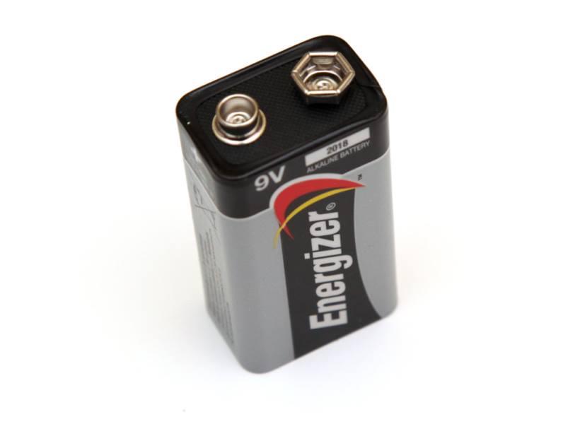 Charge Ponsel dengan Baterai 9v