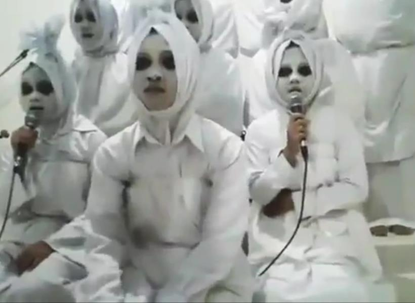Video Pocong Main Qasidah