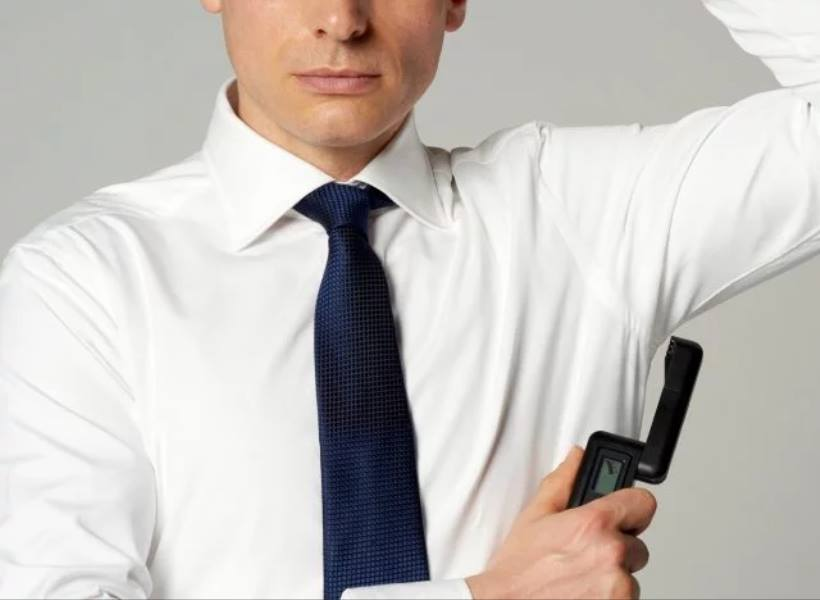 Gadget Pendeteksi Bau Badan