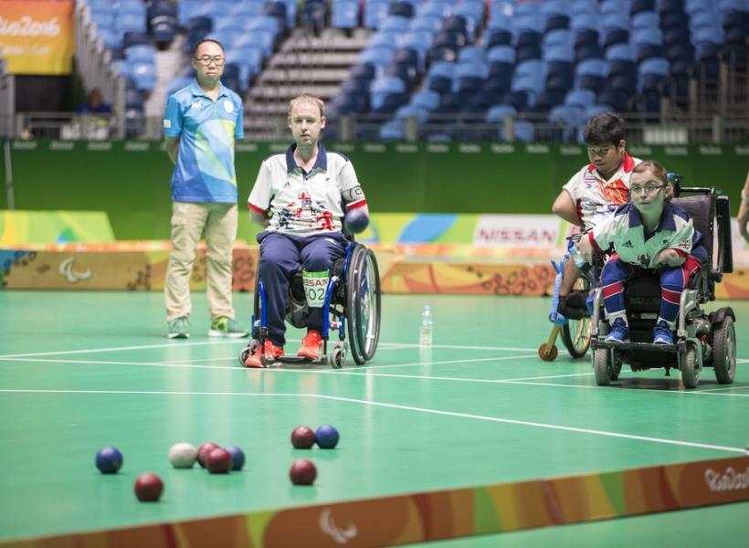 Cabang Olahraga Boccia Akan Dipertandingkan di Asian Para Games