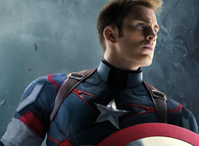 Chris Evans Resmi Mundur Dari Captain America