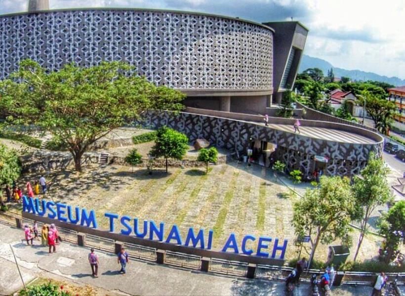 Empat Kawasan Wisata yang Pulih Pasca Tsunami