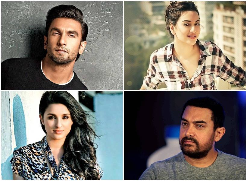 Karir Awal Bintang-bintang Beken Bollywood