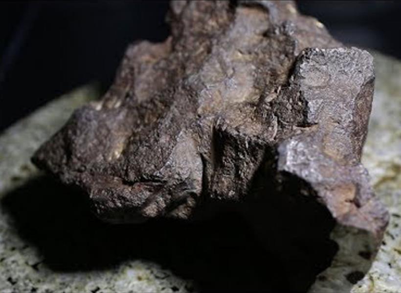 Meteorit Seharga Rp1 Miliar, Bertahun-tahun Cuma Jadi Ganjalan Pintu