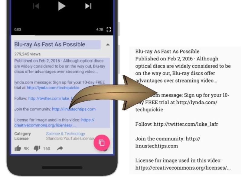 Trik Menyalin Teks di Semua Aplikasi Android