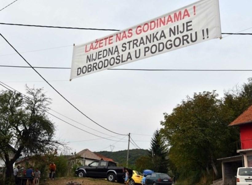 Muak, Desa Ini Tolak Kedatangan Para Politikus