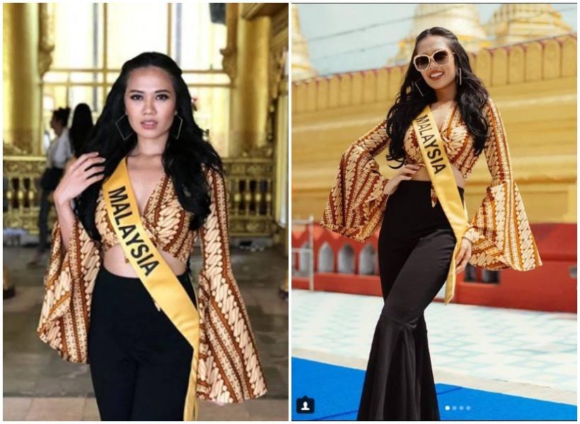Miss Grand International Asal Malaysia Dikritik Netizen Indonesia