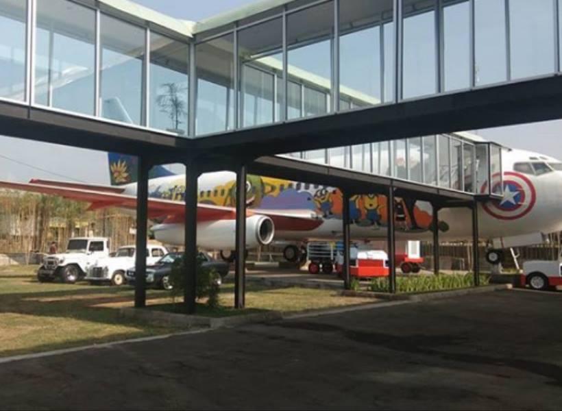 Jogja Airport Resto Sajikan Sensasi Bersantap di Dalam Pesawat