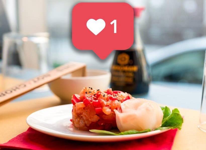 Bayar Makanan Pakai Follower Instagram