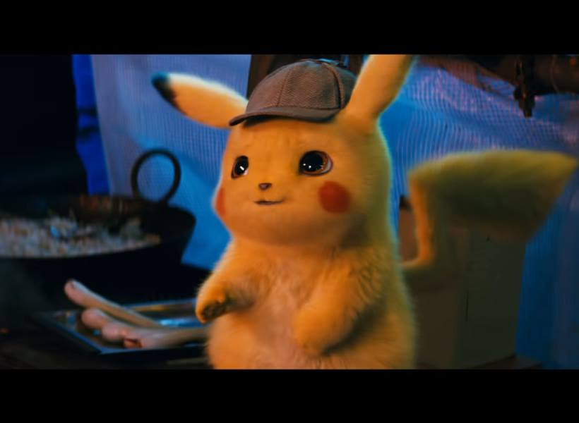 Trailer Pertama Film Live Action Pokemon