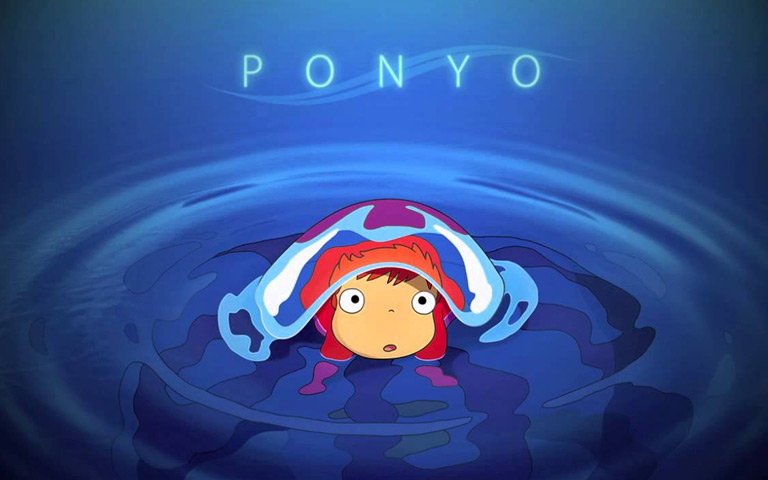 Ponyo On The Cliff By The Sea Trailer