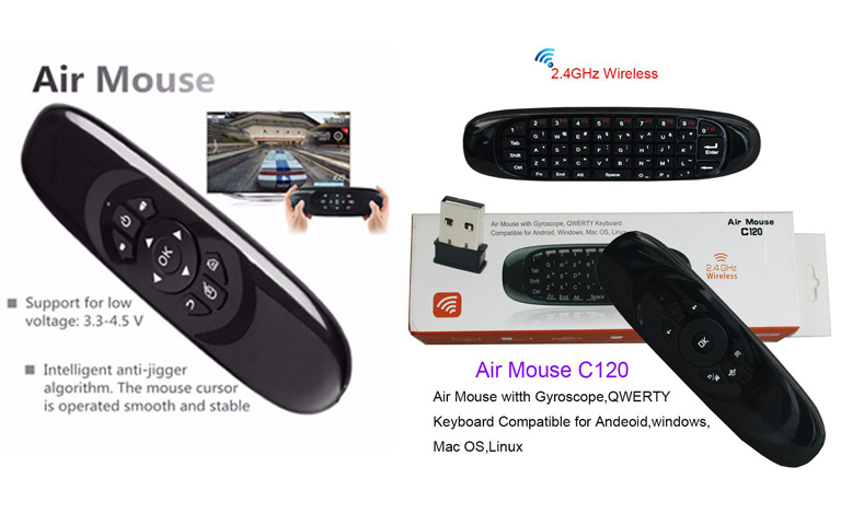 Preview Air Mouse C120