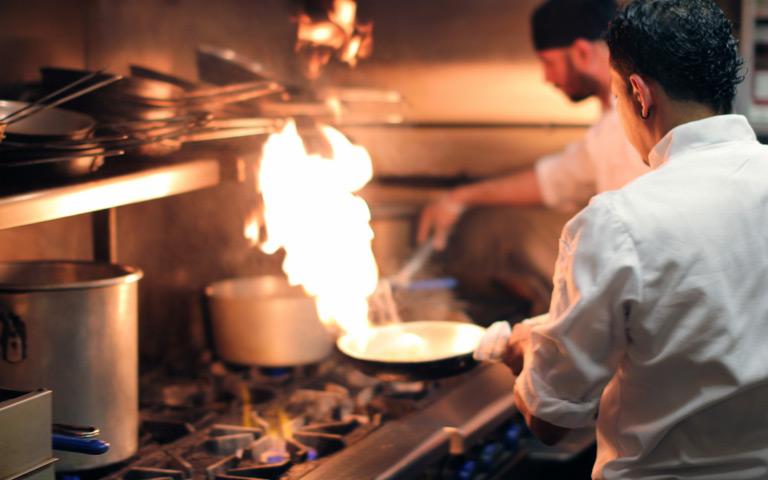 Skill Chef Ini Luar Biasa!