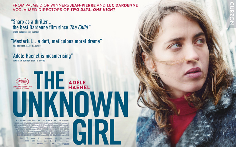 The Unknown Girl Trailer
