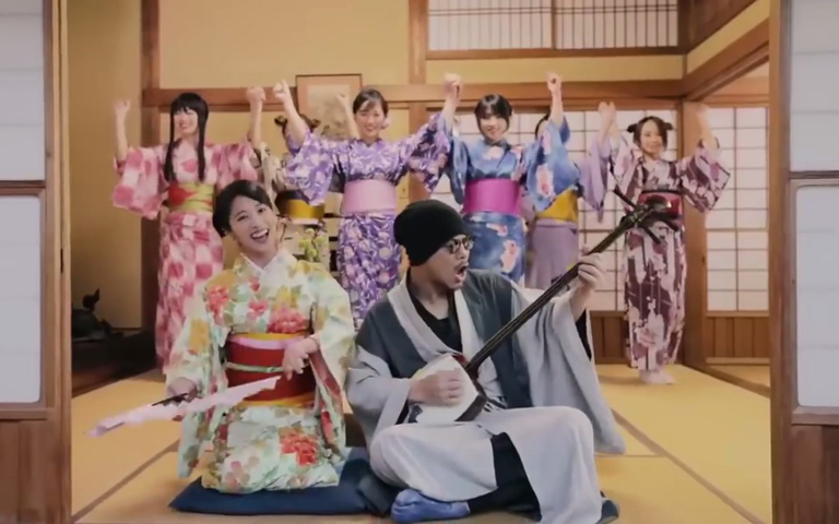 Japanglish - Lagu Lucu Jepang Ini Sedang Viral