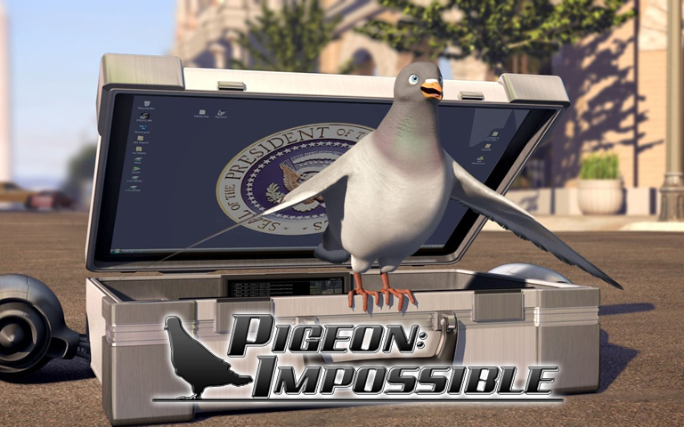 Pigeon Impossible