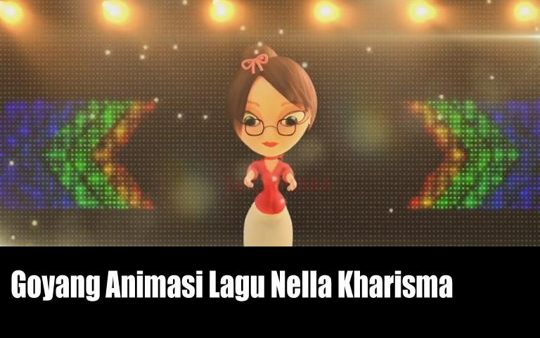 Goyang Animasi Lagu Nella Kharisma (Ninja Opo Vespa)