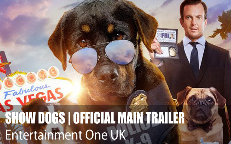 SHOW DOGS | OFFICIAL MAIN TRAILER