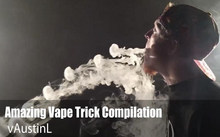 Amazing Vape Trick Compilation