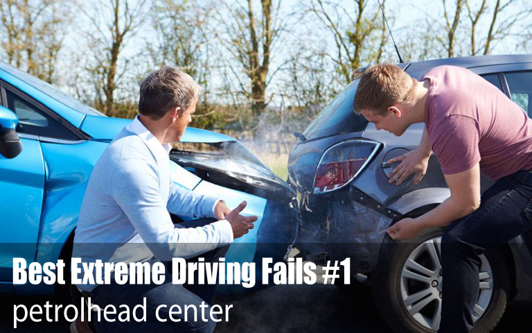 Best Extreme Driving Fails #1
