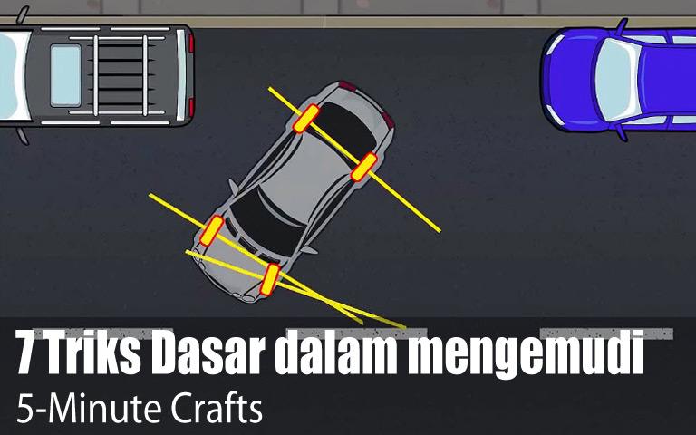 7 Trik Dasar dalam mengemudi