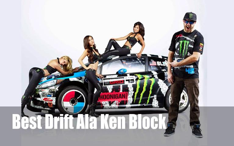 Teknik Drift Ala Ken Block