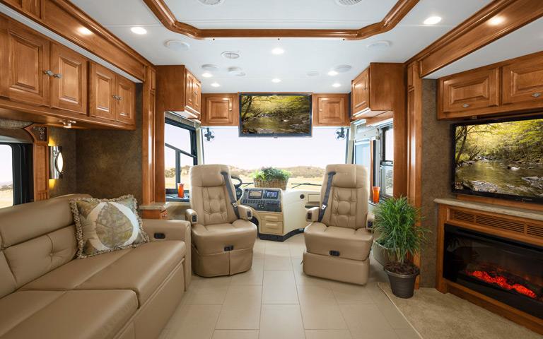Tiffin Phaeton Luxury Motorhome