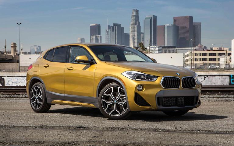 Proses Produksi BMW X2