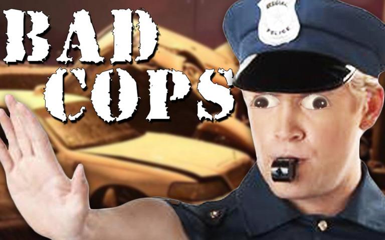 Video Ulah Nakal Beberapa Petugas Kepolisian di Dunia