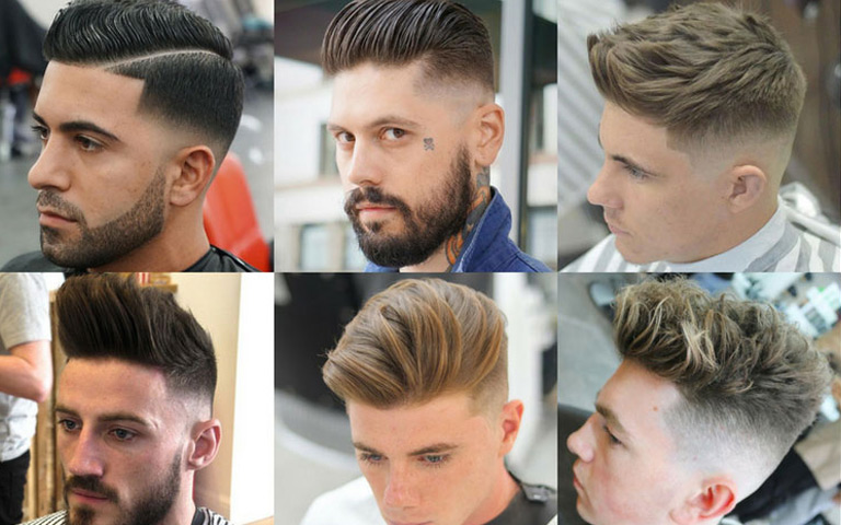 Top 10 Cool Haircuts for Men for 2018