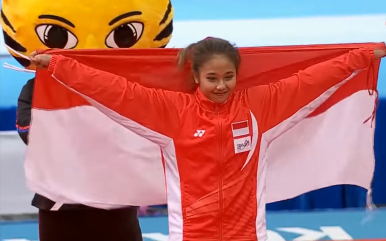BE BRAVE (ASIAN GAMES 2018 theme song )- Agnaz MO