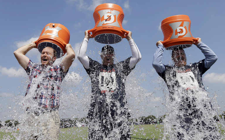 Top 10 ALS Ice Bucket Challenge Fails
