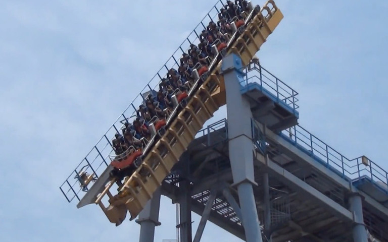 The Scariest Rides in the World
