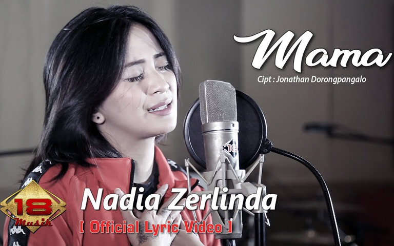NADIA ZERLINDA - Mama