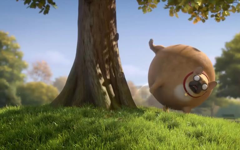 Video Animasi Lucu - Andai Semua Binatang Berbadan Bulat