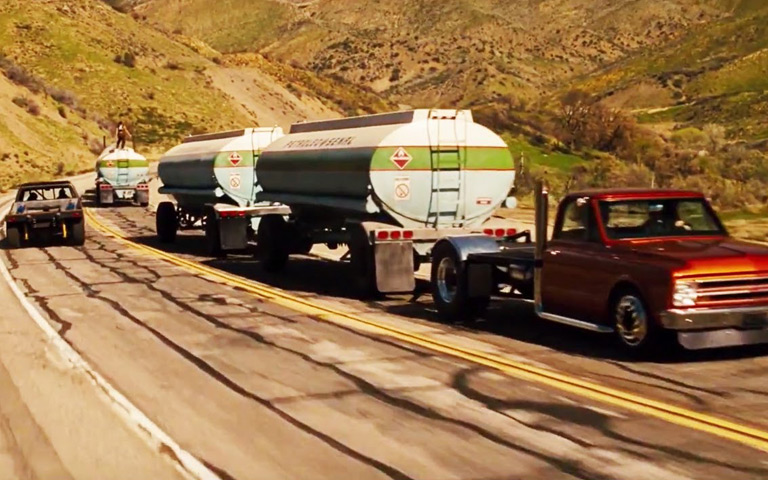 Fast and Furious 4 : Gas Scene