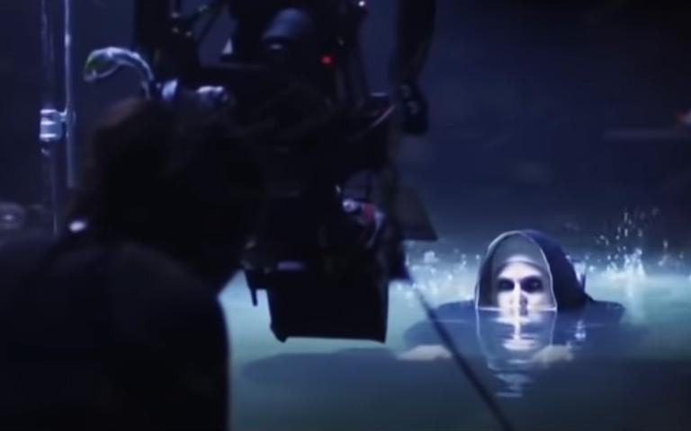 The Nun (Behind The Scenes)