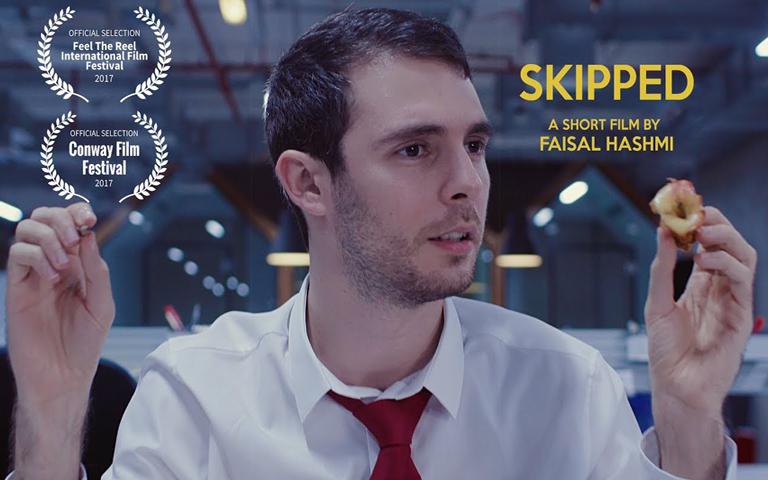Skipped - Sci-Fi Comedy Short Film
