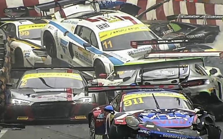 Sports Racing Tragic Moments