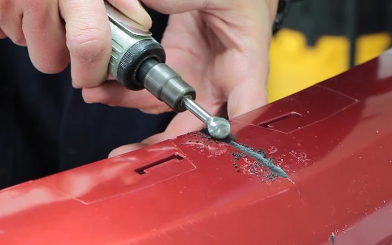 FiberFlex Bumper Repair
