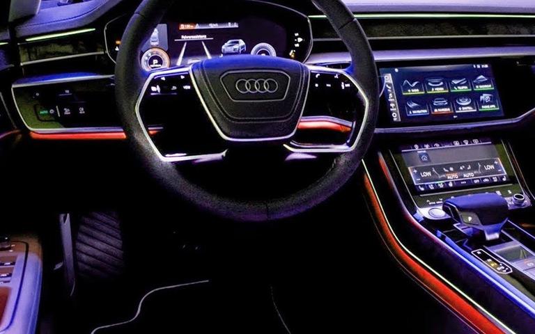 7 Mobil Dengan Interior Terbaik