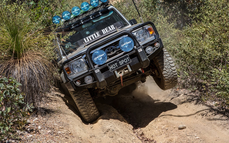 Extreme Off Road challenge